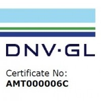 Company is approved according to DNV GL ship rules